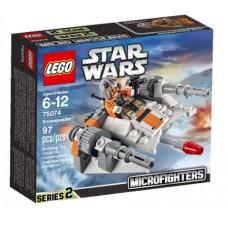 LEGO Star Wars 75074 Snowspeeder Снеговой спидер