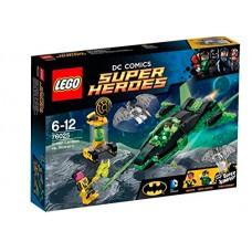 LEGO Super Heroes 76025 Green Lantern vs. Sinestro Зелёный Фонарь против Синестро
