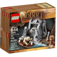 LEGO THE HOBBIT 79000 Riddles for the Ring Тайна кольца
