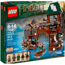 LEGO THE HOBBIT 79016 Attack on Lake-town Атака на Озёрный город