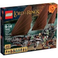 LEGO THE LORD OF THE RINGS 79008 Pirate Ship Ambush Внезапное нападение пиратского корабля
