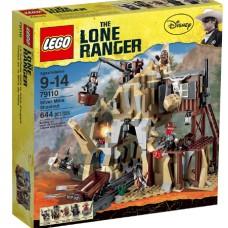 LEGO The Lone Ranger 79110 Silver Mine Shootout Перестрелка у серебряной шахты