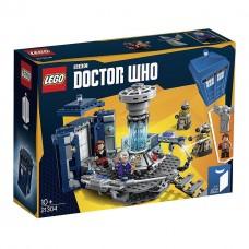 LEGO Ideas 21304 Doctor Who Доктор Кто