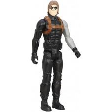 Игровая Фигурка Зимний Солдат, Титаны Марвел, высота 30 см - Winter Soldier, Marvel, Titan Hero Series Hasbro