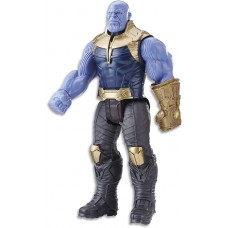 Игровая Коллекционная фигурка Танос Мстители Марвел, высота 30 см - Thanos, Marvel, Titan Hero Series, Hasbro