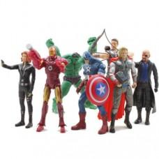 """Набор Фигурок из кф """"Мстители 2"""" Avengers 7в1, 15 см"""