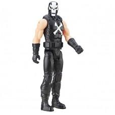 Игровая коллекционная фигурка Кроссбоунс серия титаны Марвел, высота 30 см - Crossbones Marvel Titan Hero Series