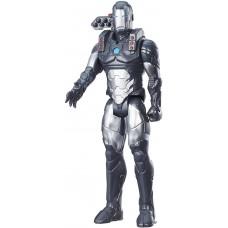 Игровая фигурка Воитель Серия Титаны Мстители Марвел высота 30 см - War Machine Marvel, Titan Hero Series Hasbro