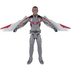 Игровая фигурка Сокол, Мстители Марвел, высота 30 см - Falcon, Marvel, Titan Hero Series Hasbro,