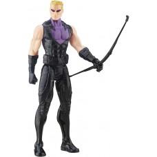 Игровая фигурка Соколиный Глаз Мстители Марвел, высота 30 см - Hawk Eye, Marvel, Titan Hero Series, Hasbro