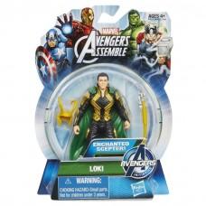 "Фигурка Локи ""Коллекция Героев"" - Loki, Avengers, Assemble, Hasbro, 9.5CM"