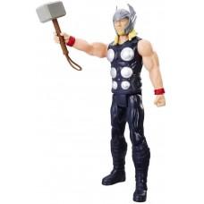 Игровая Коллекционная Фигурка Тор серия Титаны, Марвел, высота 30 см - Thor, Marvel, Titan Hero Series Hasbro