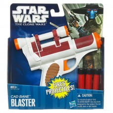 "Игрушечный бластер Кэд Бэйна из м/с ""Войны клонов"" - Star Wars, ""The Clone Wars"", Cad Bane blaster, Hasbro"