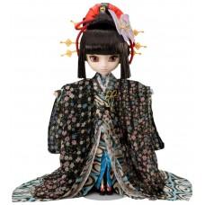 Кукла Коллекционная шарнирная Пуллип Кимоно: наряд в романтичном восточном стиле, подставка 31см - Pullip Kimono