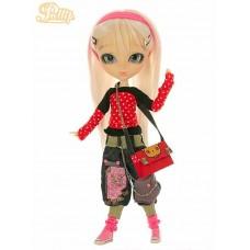 Кукла Коллекционная шарнирная Пуллип Наоко в образе скейтера с аксессуарами и подставкой, 31 см - Pullip Naoko