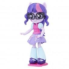 Игровой набор Кукла шарнирная Твайлайт Спаркл со сменной одеждой - Equestria Girls Minis Fashions My Little Pony