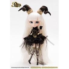 Кукла Коллекционная шарнирная Пуллип Козерог Букейн с симпатичными рожками, подставкой, 31см - Pullip Bouquetin