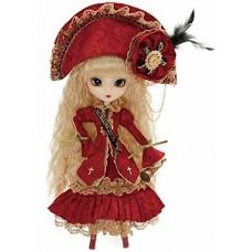 Кукла Коллекционная Пуллип Веритас в насыщенном малиновом с аксессуарами и подставкой, 31см - Pullip Veritas