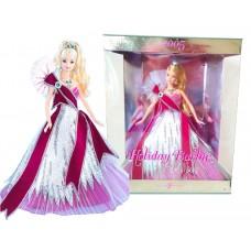 Коллекционная Кукла Барби Праздничная от Боба Маки Блондинка 2005 года - Holiday Barbie Doll by Bob Mackie