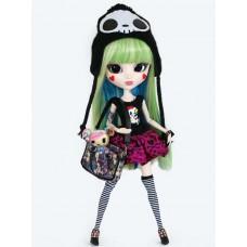 Кукла шарнирная Пуллип Токидоки Луна с игрушкой, аксессуарами, стикерами, подставкой 31см - Pullip Tokidoki Luna