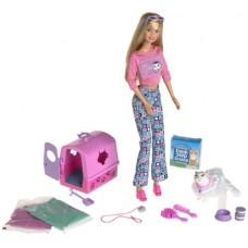 Кукольный набор Кукла барби китти фан - Barbie Kitty Fun