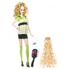 Игровая Кукла Барби топ модель Саммер - Barbie Top Model Hair Wear Summer