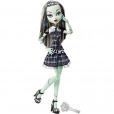 "Кукла Монстер Хай Френки Штейн 42см большая Monster High 17""Large Doll Frankie Stein"