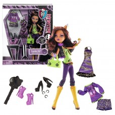 Кукла Монстер Хай Клодин Вульф Я Люблю Моду! Monster High Clawdeen Wolf I Love Fashion
