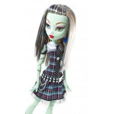 "Большая Кукла Монстер Хай Френки Штейн 42см большая Monster High 17""Large Doll Frankie Stein"