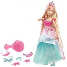 """Кукла Барби Блондинка большая 42 см Сказочные волосы - Barbie Endless Hair Kingdom 17"""""""