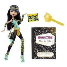 Кукла Монстер Хай Клео де Нил Выпускники Monster High Cleo de Nile Schools Out