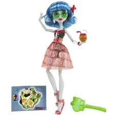 Кукла Монстер Хай Гулия Йелпс Побережье Черепа Monster High Ghoulia Yelps Skull Shores