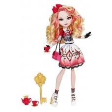 Кукла Эвер Афтер Хай Эпл Уайт Чайная Вечеринка Ever After High Apple White Hat-tastic Party, Mattel