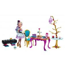 Кукла Эвер Афтер Хай Меделин Хеттер с набором Чайная вечеринка EAH Madeline Hatter Hat-Tastic Party