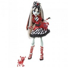 Кукла Монстер Хай Френки Штейн Серия Сладкие Крики Monster High Frankie Stein Sweet Screams