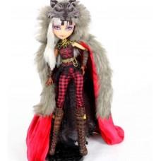 Коллекционная Кукла Эвер Афтер Хай Сериз Вульф для Комик Кона в Сан Диего Ever After High Cerise Wolf SDCC - 2014