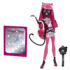 Кукла Монстер Хай Кетти Нуар Новый Скарместр Monster High Catty Noir New Scaremester