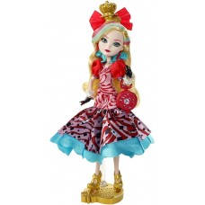 Кукла Эвер Афтер Хай Эппл Уайт Путь в Страну Чудес EAH Way Too Wonderland Apple White Doll, Mattel