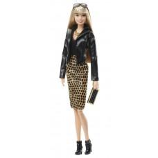Коллекционная Кукла Барби Высокая Мода Городские джунгли шарнирная Barbie The Look Doll Blonde Mattel