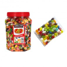Детские Желейные Конфеты Джелли Белли 44 фруктовых вкусов Jelly Belly Jelly Beans from Kirkland Signature 100г