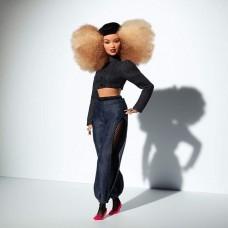 Игровая Кукла Барби для девочек коллекция Стиль Пышка от Марни Сенофонте с густыми волосами - Barbie Style Doll