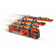 Хот Вилс Автовоз перевозчик на 50 машинок - Hot Wheels Mega Hauler