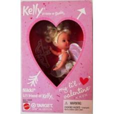 Кукла для девочек Подружка Сестрички Барби Никки на День Валентина 2001 года - My Little Valentine Nikki Doll