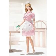 Игровая Кукла Барби силкстоун официантка Barbie Doll