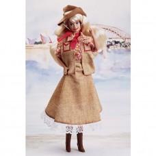 Коллекционная Кукла Барби Куклы Мира Австралия, Блондинка 1993 года - Australian Barbie - Dolls of the World