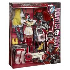 Кукла Монстер Хай Вайдона Спайдер Я Люблю Моду Monster High Wydowna Spider Webarella I Love Fashion