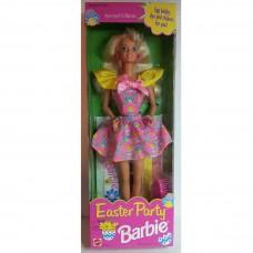 Коллекционная Кукла Барби Блондинка Пасхальная вечеринка 1994 года - Easter Party Barbie Doll