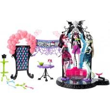 Игровой Набор Monster High Монстер Хай Дракулаура добро пожаловать в школу монстров