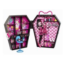 Кукольный Набор Monster High Кукла монстер хай Дракулаура со шкафчиком - Дракулокер