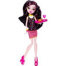 Кукла Монстер Хай Дракулаура Серия Крипатерия Monster High Draculaura Creepateria